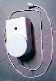 Выключатель на веревочке