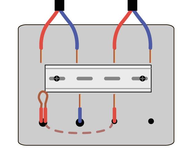 Нулевой провод замена пробок